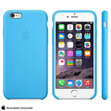 Capa para iPhone 6 de Silicone Azul Apple - MGQJ2ZM/A