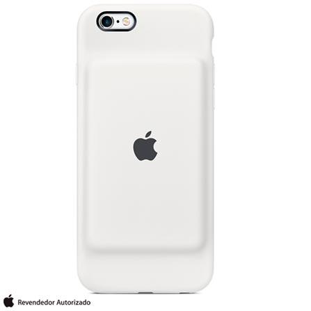 Capa Carregadora para iPhone 6s Branca - Apple - MGQM2BZ/A, Bivolt, Bivolt, Branco, Capas e Protetores, 12 meses