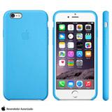 Capa Protetora para iPhone 6 Plus de Silicone Azul - Apple - MGRH2ZMA