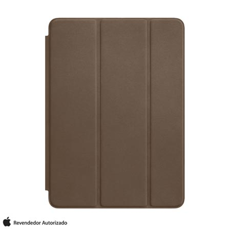 Capa para iPad Air 2 Smart Olive Couro Marrom - Apple - MGTR2BZ/A, Marrom