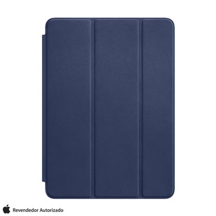 Capa para iPad Air 2 Smart Midnight Couro Azul - Apple - MGTT2BZ/A, Azul