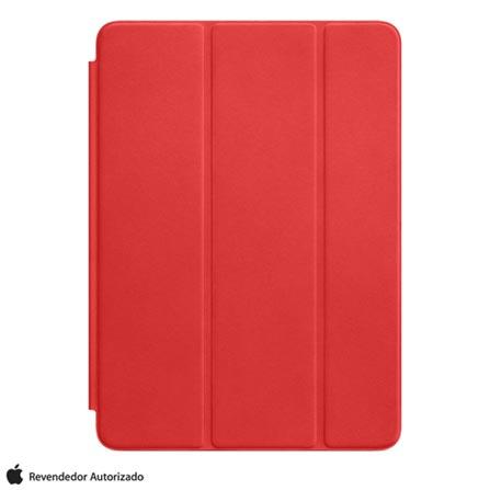 Capa para iPad Air 2 Smart Bright Couro Vermelha Apple - MGTW2BZ/A, Vermelho