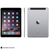 "iPad Air 2 Space Gray com 9.7"", 4G e Wi-Fi, iOS 8, Processador A8X, 128 GB"