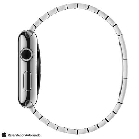 , Prata, 42 mm, Não especificado, 8 GB, Não, 12 meses