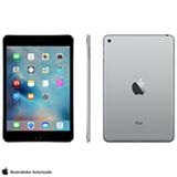 "iPad Mini 4 Cinza com 7,9"", Wi-Fi, iOS 9, Processador A8 e 16 GB"