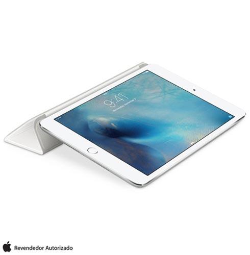 Capa Smart Cover para iPad Mini 4 de Poliuretano Branco - Apple - MKLW2BZ/A, Branco