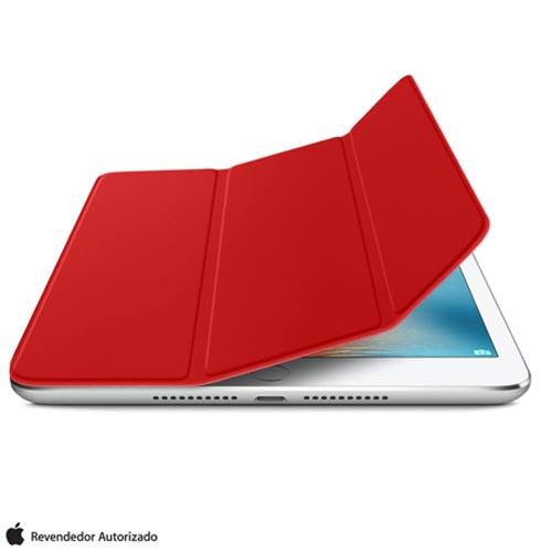 Capa Smart Cover para iPad Mini 4 de Poliuretano Vermelho - Apple - MKLY2BZ/A, Vermelho