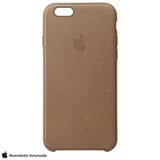 Capa para iPhone 6s Plus em Couro Marrom - Apple - MKX92BZA