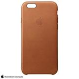 Capa para iPhone 6s Plus em Couro Castanho - Apple - MKXC2BZA