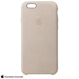 Capa para iPhone 6s Plus em Couro Areia - Apple - MKXE2BZA