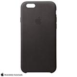 Capa para iPhone 6s Plus em Couro Preto - Apple - MKXF2BZA