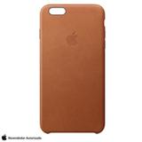 Capa para iPhone 6s em Couro Castanho - Apple - MKXT2BZA