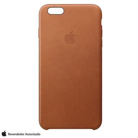Capa para iPhone 6s em Couro Castanho - Apple - MKXT2BZA, Marrom, Capas e Protetores, 12 meses