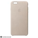 Capa para iPhone 6s em Couro Areia - Apple - MKXV2BZA