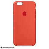 Capa para iPhone 6s em Silicone Laranja - Apple - MKY62BZA