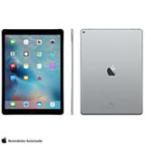 "iPad Pro Space Gray com 12,9"", Wi-Fi, iOS, Processador A9X e 32 GB"