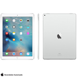 "iPad Pro Silver com 12,9"", Wi-Fi, iOS, Processador A9X e 32 GB"