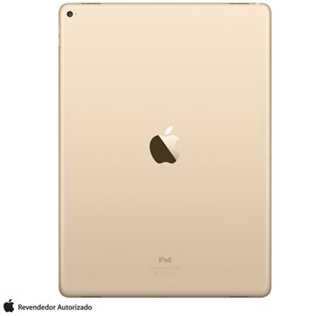 iPad Pro Gold com 12,9, Wi-Fi, iOS, Processador A9X e 32 GB, Dourado, 0000012.90, 000032, 1, N, APPLE, 003412, A9X, iOS, 0000012.90, Sim, 8.0 MP, 32 GB, Wi-Fi, 12 meses, Sim, Sim, A9X, Não, iOS, Acima de 10'', 12.9