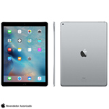 "iPad Pro Space Gray com 12,9"", Wi-Fi, iOS 9, Processador A9X e 128 GB"
