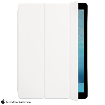 Capa Smart Cover para iPad Pro em Poliuretano Branca - Apple - MLJK2BZ/A, Branco