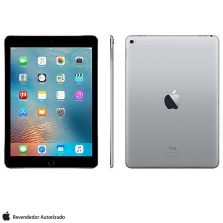 """iPad Pro Cinza Espacial com Tela de 9,7"""", Wi-Fi, 32 GB e Processador A9X - MLMN2BZ/A, Bivolt, Bivolt, Cinza, 0000009.70, 000032, 1, N, APPLE, 003412, A9X, iOS, 0000009.70, Sim, 12.0 MP, 32 GB, Wi-Fi, 12 meses, Não, Sim, A9X, Não, iOS, Até 10'', 9.7'', Retina, Não"""