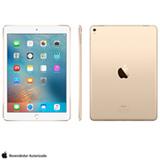 """iPad Pro Dourado com Tela de 9,7"""", Wi-Fi, 32 GB e Processador A9 - MLMQ2BZ/A"""