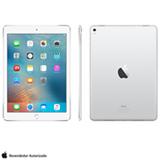 """iPad Pro Prata com Tela de 9,7"""", Wi-Fi, 128 GB e Processador A9X - MLMW2BZ/A"""