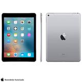 """iPad Pro Cinza Espacial com Tela de 9,7"""", 4G, 128GB e Processador A9X - MLQ32BZ/A"""