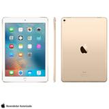 """iPad Pro Dourado com Tela de 9,7"""", 4G, 128GB e Processador A9X - MLQ52BZ/A"""