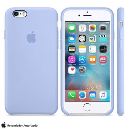 Capa para iPhone 6s em Silicone Lilas - Apple - MM682BZ/A, Lilas, Capas e Protetores, 12 meses