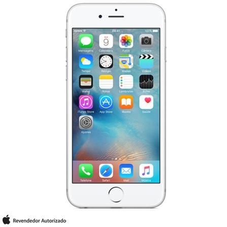 """iPhone 6s Prata, com Tela de 4,7"""", 4G, 32 GB e Câmera de 12 MP - MN0X2BRA, Bivolt, Bivolt, Prata, 0000004.70, True, 1, N, True, True, True, True, True, True, I, iPhone 6s, iOS, Wi-Fi + 4G, 4.7'', Acima de 4'', A9, 32 GB, 12 MP, 1, Não, Sim, Sim, Não, Sim, Nano Chip, 12 meses"""