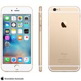 """iPhone 6s Dourado, com Tela de 4,7"""", 4G, 32 GB e Câmera de 12 MP - MN112BRA"""