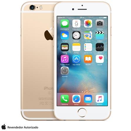 """iPhone 6s Dourado, com Tela de 4,7"""", 4G, 32 GB e Câmera de 12 MP - MN112BRA, Bivolt, Bivolt, Dourado, 0000004.70, True, 1, N, True, True, True, True, True, True, I, iPhone 6s, iOS, Wi-Fi + 4G, 4.7'', Acima de 4'', A9, 32 GB, 12 MP, 1, Não, Sim, Sim, Não, Sim, Nano Chip, 12 meses"""