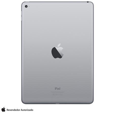 iPad Air 2 Cinza Espacial com Tela de 9,7, Wi-Fi, 32 GB e Processador A8X - MNV22BR/A, Bivolt, Bivolt, Cinza, 0000009.70, 000032, 1, N, APPLE, 126310, A8X, iOS, 0000009.70, Sim, 8.0 MP, 32 GB, Wi-Fi, 12 meses, Sim, Sim, A8X, Não, iOS, Até 10'', 9.7'', Retina, Não