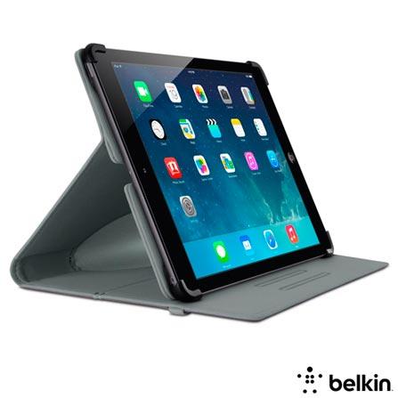 Capa Folio para iPad Air de ComfortForm Marrom - Belkin - F7N065B1C00, Marrom