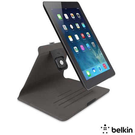 Capa Folio Belkin para iPad Air Black - F7N100B1C00