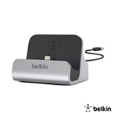 Dock Belkin para iPhone 5, 5s, 5c Prata e Preto