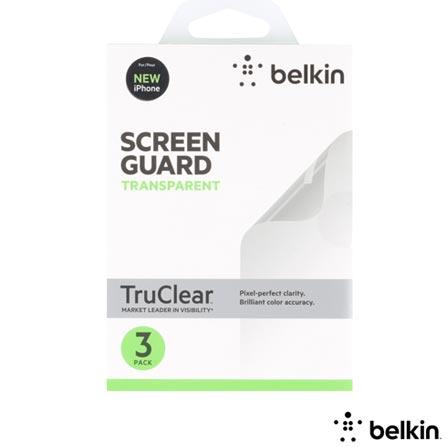 Película para iPhone 5s Transparente - Belkin - F8W179TT3, Não se aplica