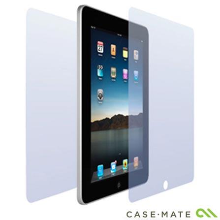 Película Protetora Incolor para iPad 1 Case Mate-CM011287, Não se aplica