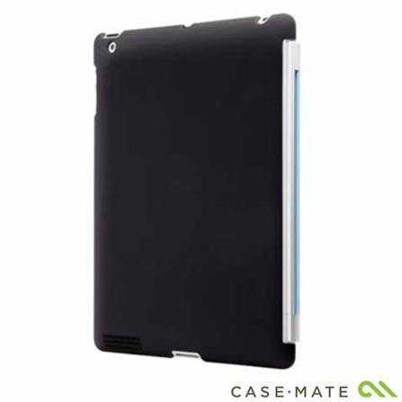 Capa para iPad 2 Preta Case Mate
