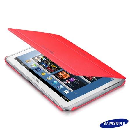 Capa Dobrável Samsung para Tablet Galaxy Note, Vermelho