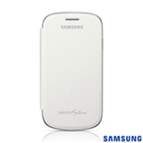 Capa Flip Samsung para Galaxy SIII Mini Branca