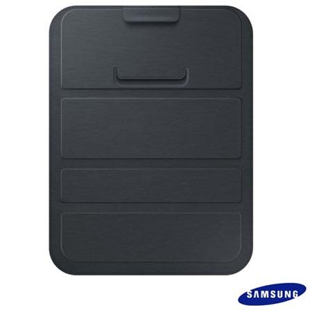 Capa Protetora Envelope c/ Suporte para Galaxy Tab e Note Grafite - Samsung - EFSP520BSEGWWI, Grafite, 03 meses