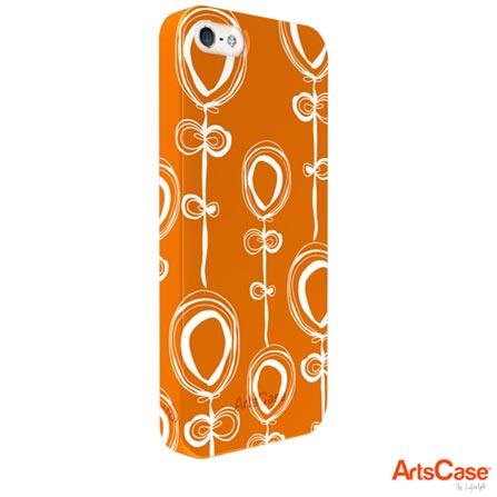 Capa Artscase para iPhone 5 e 5s Slimfit Rachel Taylor Contemporary Colorida, Colorido, 12 meses