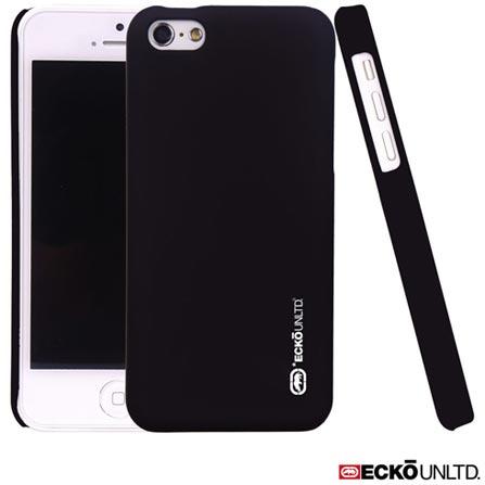 Capa para iPhone 5c Preta Ecko ECK01, 06 meses