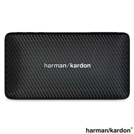 Caixa de Som Bluetooth Harman Kardon com 8 W de Potência para Android e iOS- Esquire Mini, Bivolt, Bivolt, Preto, Caixas Portáteis, Sim, 8 W, Sim, Não, iOS e Android, 12 meses