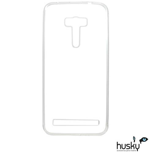 Capa Protetora Husky para Zenfone Selfie - HSSELFIE, Não se aplica, Capas e Protetores, TPU, 06 meses