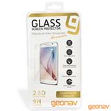 Película Protetora para Galaxy S6 de Vidro Temperado - Geonav - GEOGLS6