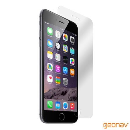 Película Protetora para iPhone 6 Plus Fosca - Geonav - IPH6PPF, Não se aplica