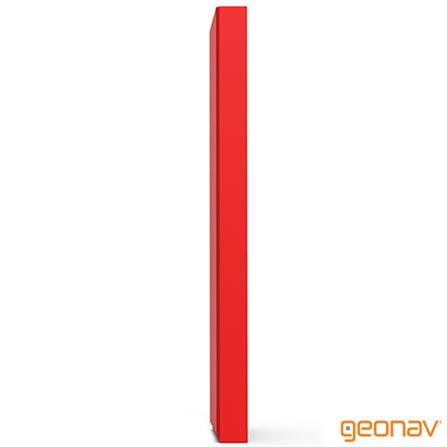 , Vermelho, Carregadores, Smartphones e Tablets, 12 meses